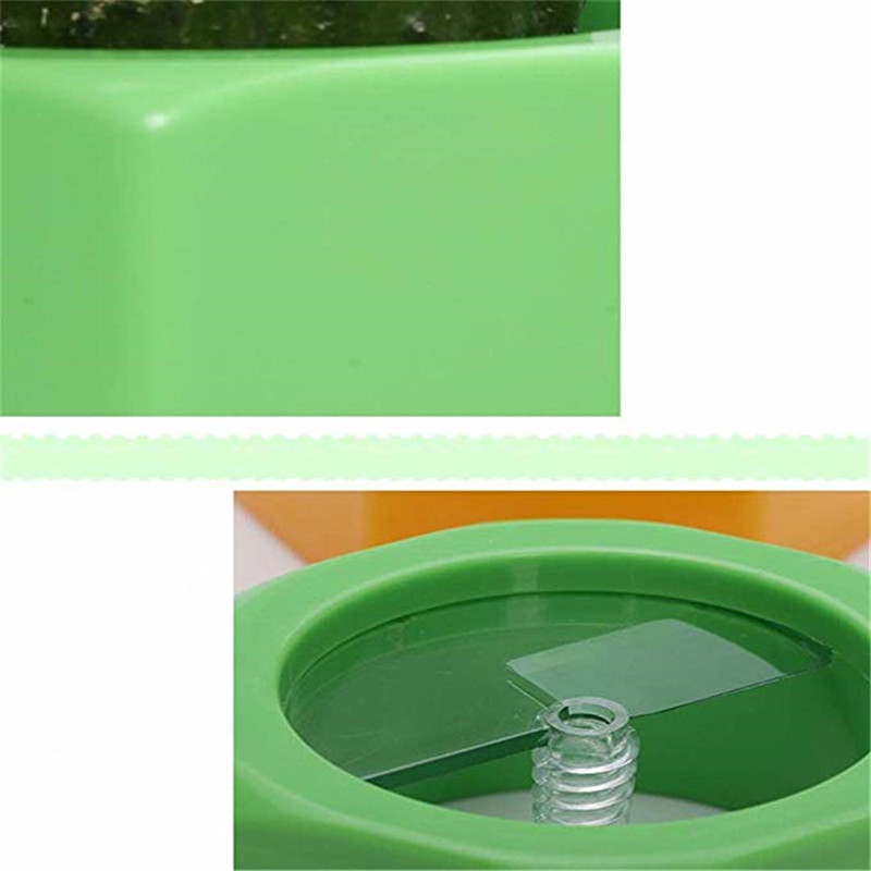 Creative Multi-Purpose Vegetable Cutter Screw Cucumber Slicer Plastic Peeler Fruit Spiralizer Salad Cutter Fruits Tool