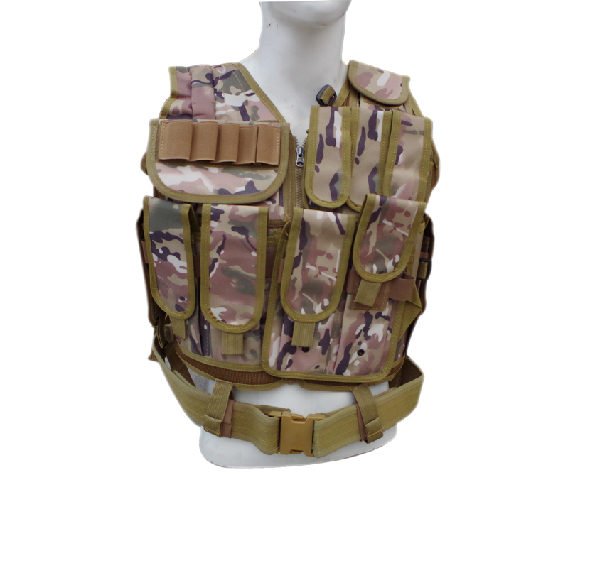Professional Tactical Vest USMC Army Airsoft Military Molle Combat Assault VEST Fild Combat Pistol CS Tactical Military CN/40901