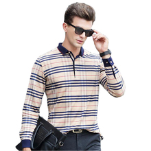Hot Sale Classic Plaid Polo Mens Shirt Famous Brand 2016 Polo Men Shirts Tommied Business Casual Male Cotton Polo Shirt Thermal
