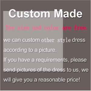 Image 2 - 웨딩 드레스에 대한 EBDOING 맞춤 제작 링크 사용자 정의 수수료 구매 전에 문의