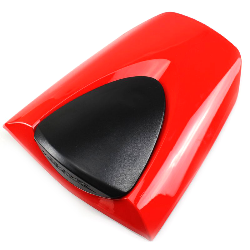 For Honda CBR CBR600RR F5 2007 08 09 10 11 2012 RED Motorcycle High Quality ABS Plastic Rear Passenger Seat Cowl Cover Fairing