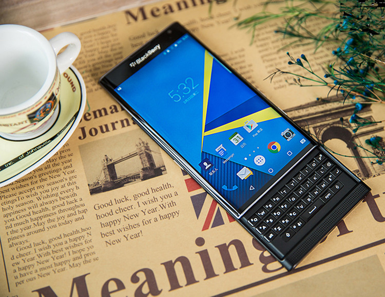 Original blackberry Priv phone slider mobile phone Unlocked 5.4 inch 18 MP camera 3G RAM +32GB ROM 4G Android , Free shipping(Hong Kong,China)