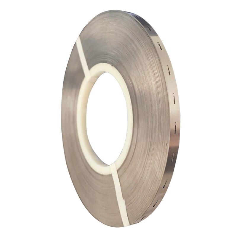 1 KG 0.15*7mm Bande de Nickel Pur 18650 Batterie Pack De Soudage Ceinture Lithium Batteries Connexion Bande Haute Pureté pure Nickel Bandes