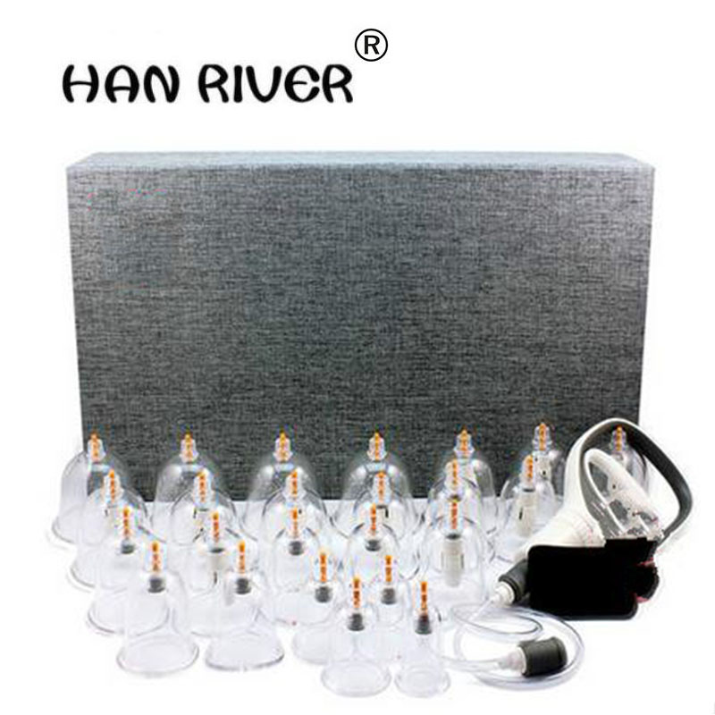HANRIVER High quality Vacuum cupping, The new 24 cans of gift boxes household explosion-proof suction type cupping-fwv15 цена
