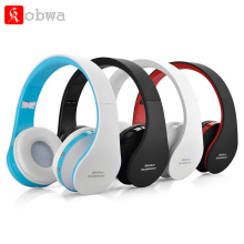 Foldable Headphones Wireless Bluetooth Headset Stereo Earphone Cordless headsets for Computer PC Head Phone head Set