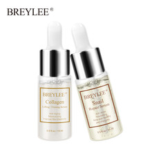 Snail face Serum Repairing Firming facial Essence+Collagen Wrinkle Hyaluronic Acid Moisturizing Anti-Aging Cream MZ1