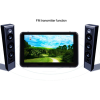 Mini 7 Inch Android Car GPS Navigation Multi Maps 8G Driving Recorder Wifi Video