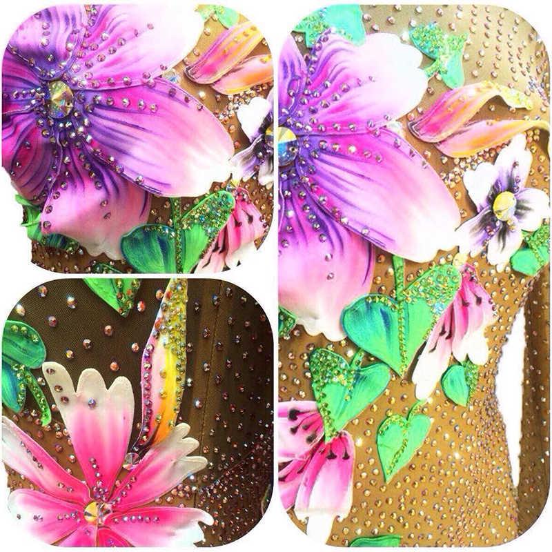 YANRUO Топ 3200 Rivoli Кристалл AB стекло пришить стразы для шитья кристаллов камни для одежды ремесла искусства