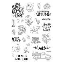 Animals/farm Transparent Clear Silicone Stamp/Seal for DIY scrapbooking/photo album Decorative clear stamp