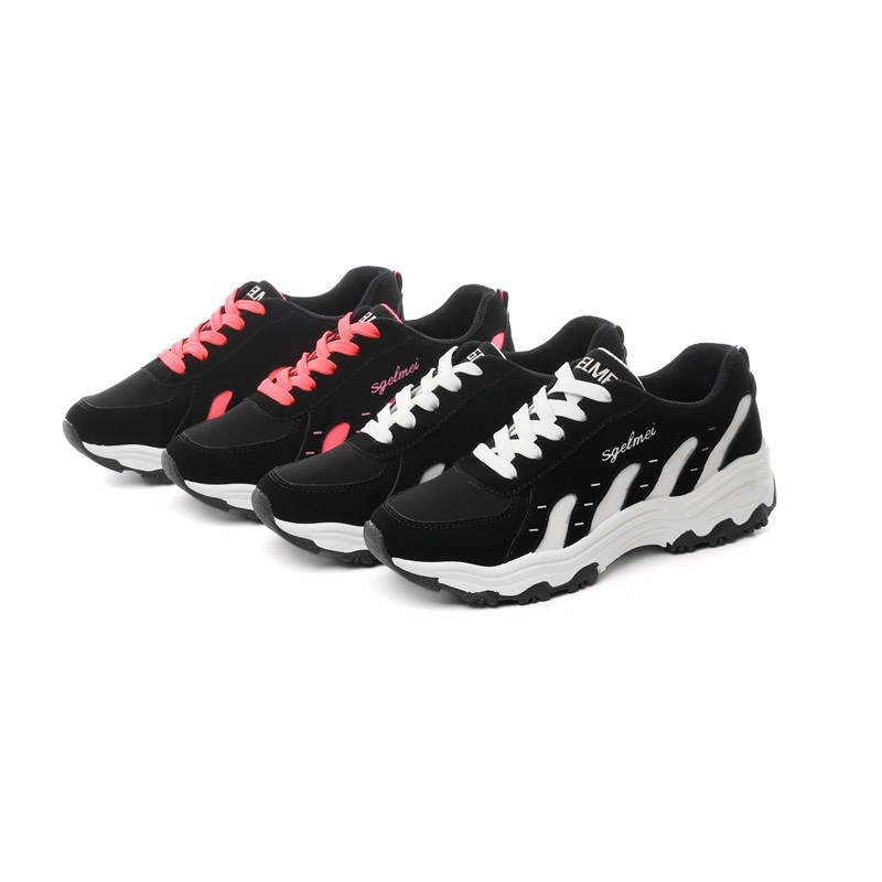 f5a56879c 2017 New Design air sport shoes sneakers female student light athletic  shoes running shoes for woman leisure travel -in Running Shoes from Sports  ...