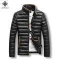 5XL Winter Jacket Men 2016 Fashion Down Jacket Casual Fashion Thickening Plus Size Jackets And Coats Windproof Parkas Outwear