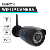 WIFI 1280 X 960P 1 3MP Bullet IP Camera Waterproof 24LED IR Night Vision Outdoor Security