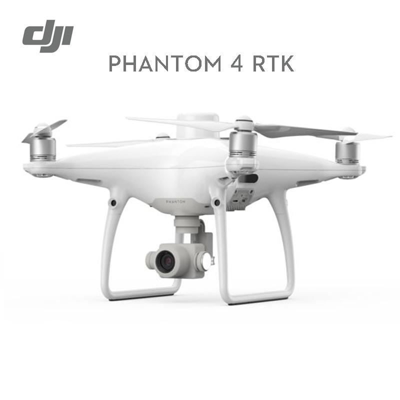 DJI Phantom 4 RTK Drone / D-RTK 2 with 4K HD 60fps Camera Centimeter Level  Positioning System can be used with D-RTK 2 In stock