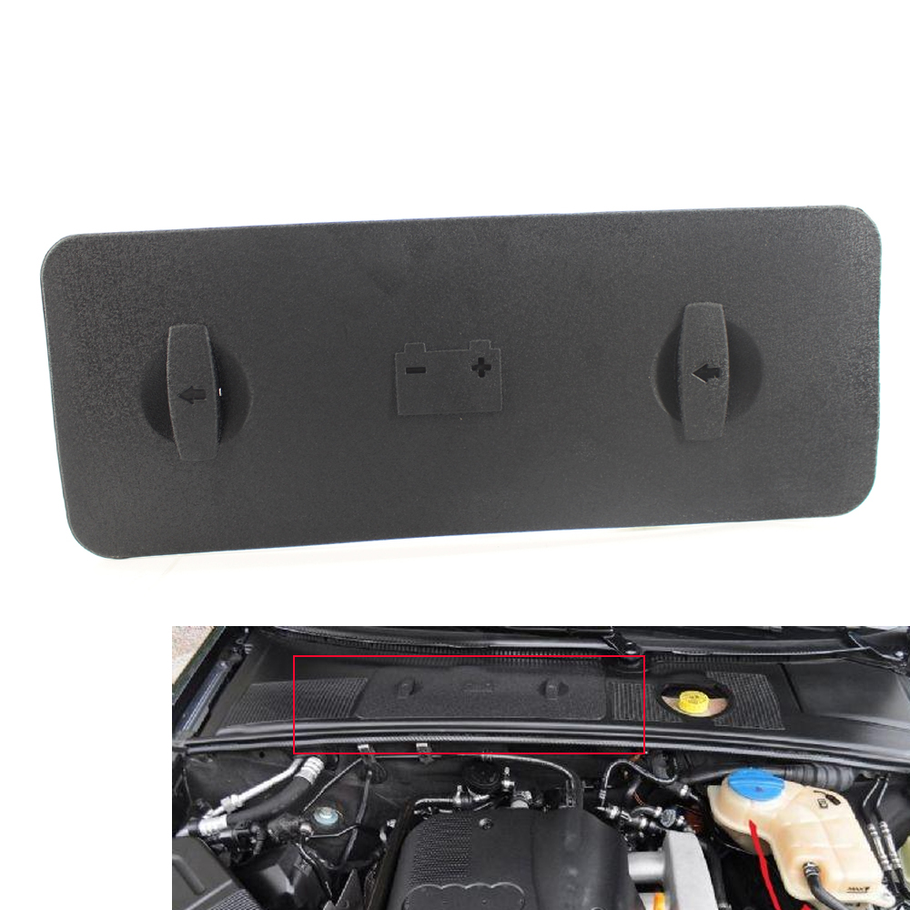 high quality new black battery tray cover 8e1819422a 01c. Black Bedroom Furniture Sets. Home Design Ideas