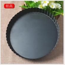 1pcs Free Shipping 22cm Round Nonstick Oven Pizza Pancake Cake Mould