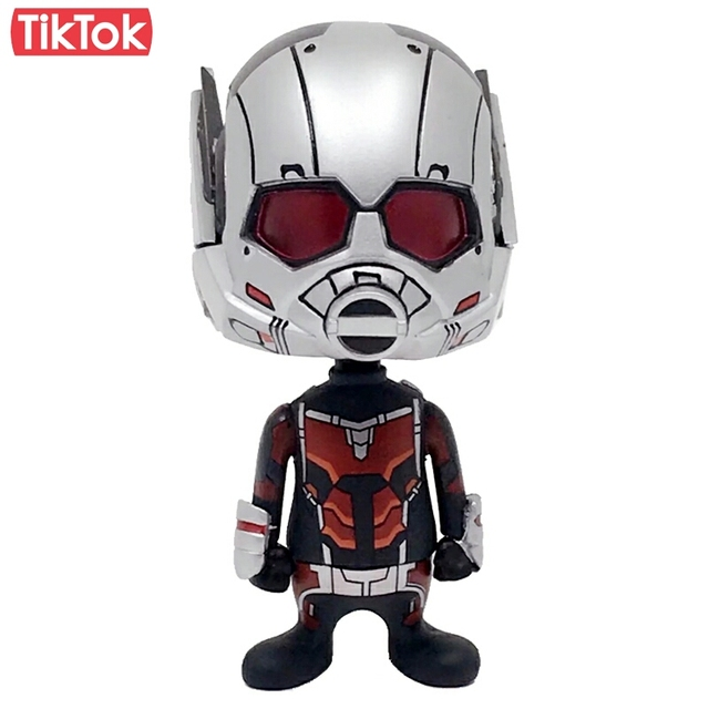 Nendoroid Cute Ant Man And The Wasp Bobble Head Cartoon Toy Action