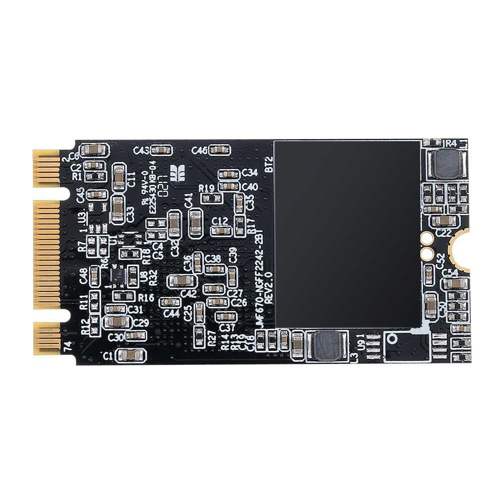 M.2 240GB 256GB NGFF SSD HDD M.2 SATA 6 กิกะไบต์/วินาที Solid State Disk ไดรฟ์ Harddisk 2242 22 X 42mm สำหรับแล็ปท็อป Ultrabook โน้ตบุ๊ค