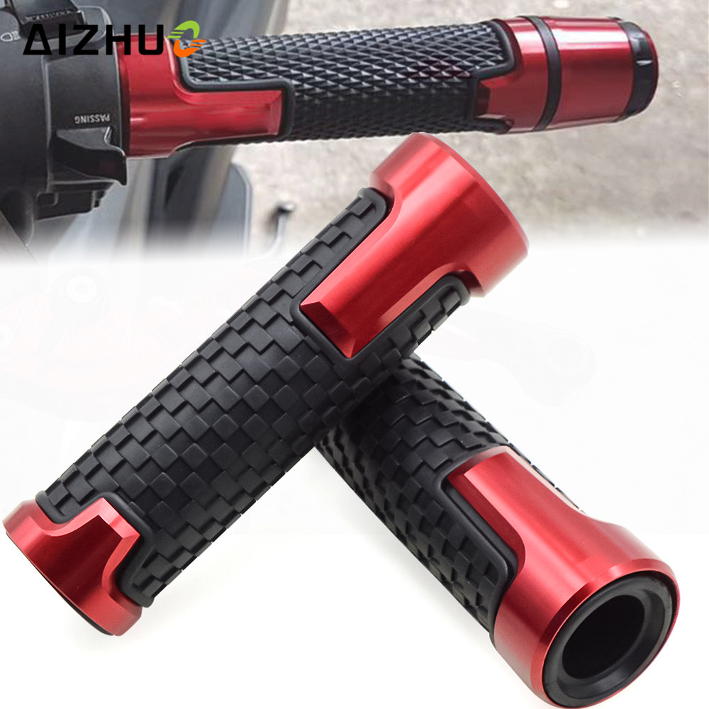Motorcycle Bicycle Accessories Handle Hand Grips For Ducati Monster 821 620 696 750 796 900 1000 1100 S2R 400 Multistrada 1000