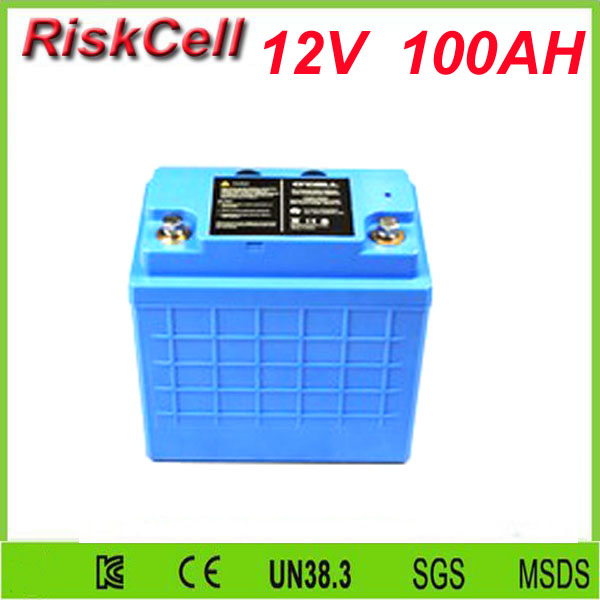 Free customs taxes and shipping Solar energy lifepo4 battery /12v 100ah deep cycle lithium ion battery 12v 100ah free customs taxes and shipping balance scooter home solar system lithium rechargable lifepo4 battery pack 12v 100ah with bms
