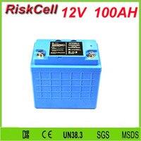 Free customs taxes and shipping Solar energy lifepo4 battery /12v 100ah deep cycle lithium ion battery 12v 100ah