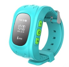 Children Kid Wristwatch Smart Phone Watch Support GSM GPRS GPS Locator Tracker Anti Lost font b