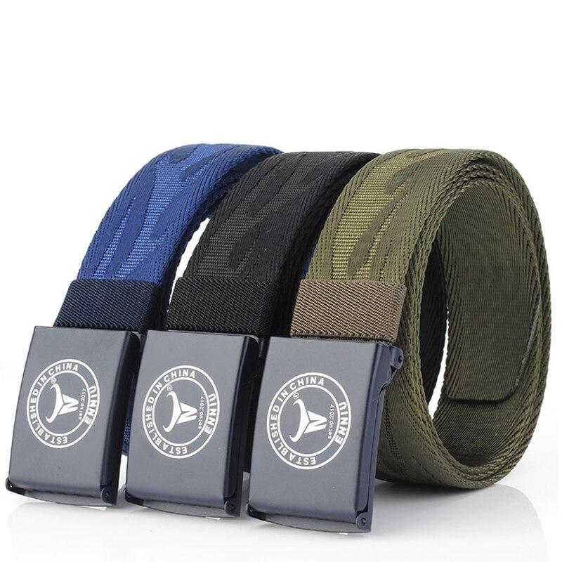 Di Alta Qualità Cinghie Di Tela Di Canapa Per I Jeans Maschio Army Tactical Cintura Casual Pantaloni Freddo Selvaggio Regalo Per Gli Uomini Cinture Di Lusso Cinghie Di Vita Cintura