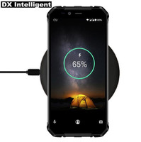 OUKITEL WP1 Wireless charger 5.5HD+ 18:9 MT6763 Octa Core 4GB 64GB 13.0MP Android 8.1 OTG Fingerprint 4G IP68 waterproof Phone