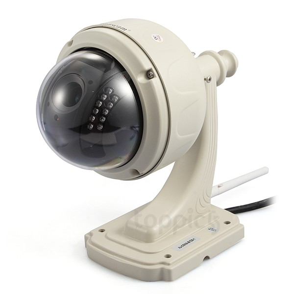 HW0038 Plug Play Wireless WiFi HD 720P IP CaPan/Tilt Rotate IR Cut IP66 Outdoor Waterproof Night Vision Dome CCTV Camera сумка для пикника h dwiss hd 0038 012