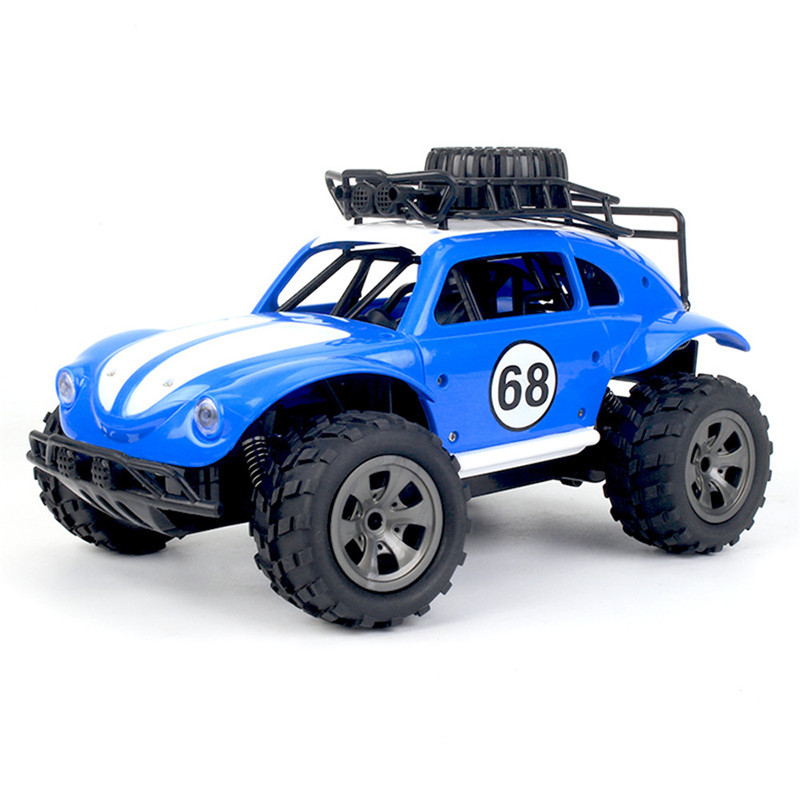 KYAMRC 1816A 1/18 2.4G RWD Mini RC Car Simulation Beetle Electric Off-Road Vehicle Toys RTR Model Outdoor Toys For Boys Gifts