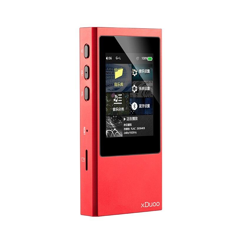 ASD xDuoo X20 Prijenosni USB Bluetooth 4.1 izlaz Lossless DSD DAP HD - Prijenosni audio i video - Foto 2