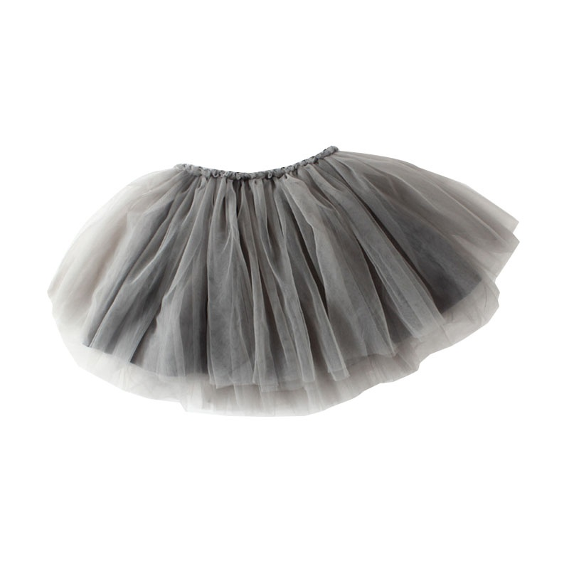 2017 Fashion Ball Gown Kids Baby Girls Dance Fluffy Tutu Skirt Fancy Ballet Costume Skirt
