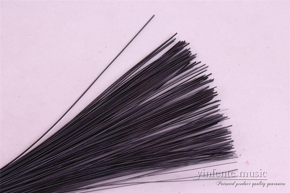 검은 색 5 STRIP COFFEE PEARL CELLULOID BINDING, 치수 0.5mm x 1.5mm 두께 및 1650mm