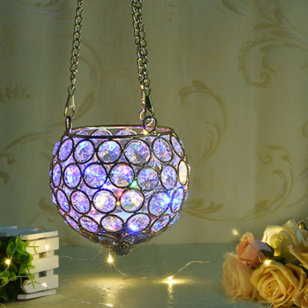 Holders, Free, Party, Crystal, Home, Tealight