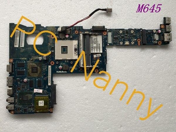 FOR Toshiba Satellite M645 Laptop Intel Motherboard s989 hm55 NVIDIA Graphics k000104140 nbqaa la-6072p - tested