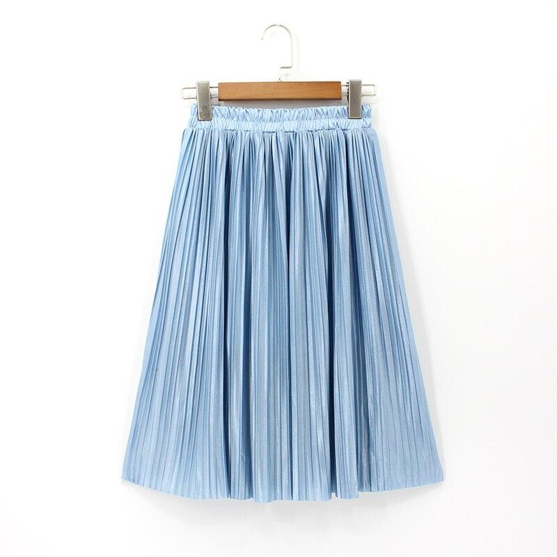 83fd7f5d5c0 Dropwow 2018 Women Korean Style High Waist Elastic Plus Size Solid ...