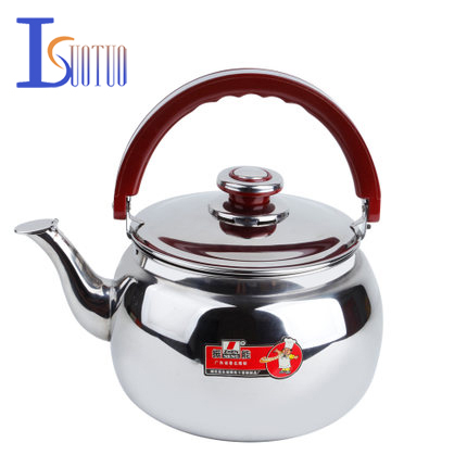 hot sale !! 1500W 220V 4.0L prevent dry burn stainless steel singing sound electric kettle 22CM