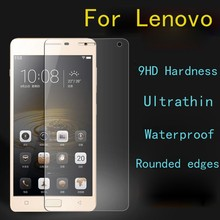 9H Tempered Glass For Lenovo A5000 A6000 A7000 A6010 K3 K4 K5 K6 Note Prower A Plus P2 A2010 Vibe P1 P1M C C2 Screen Film Case(China)
