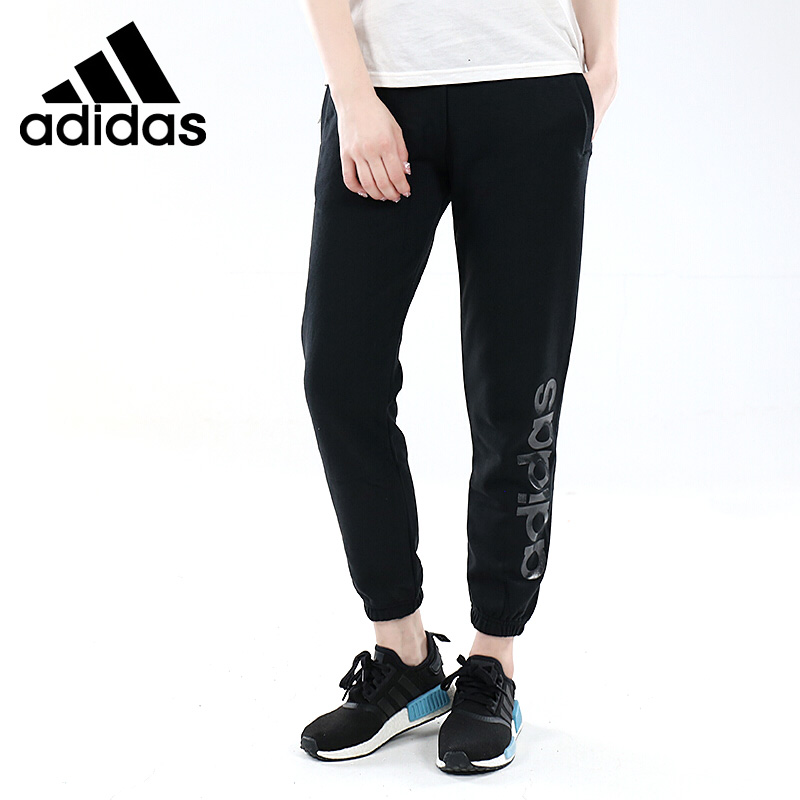 Original New Arrival 2018 Adidas PT FT CH LINEAR Women's Pants Sportswear original new arrival 2017 adidas ess stanford ch men s pants sportswear