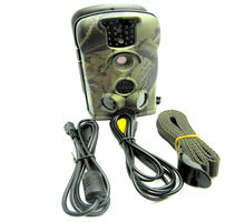 Free Shipping!Stable 940NM Low Glow Acorn LTL 5210A Hunting Scouting Trail Game Camera