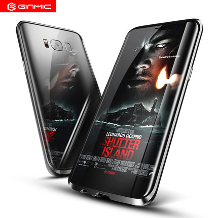 bilder für Ginmic Fall Für SAMSUNG S8/S8 Plus Handy S8 Metall Shell Bumper Ultra Licht Fall Handyfall
