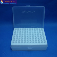 Пластиковая пипетка коробка 96 вентиляционных отверстий+ 96 шт 10ul наконечники пипетки
