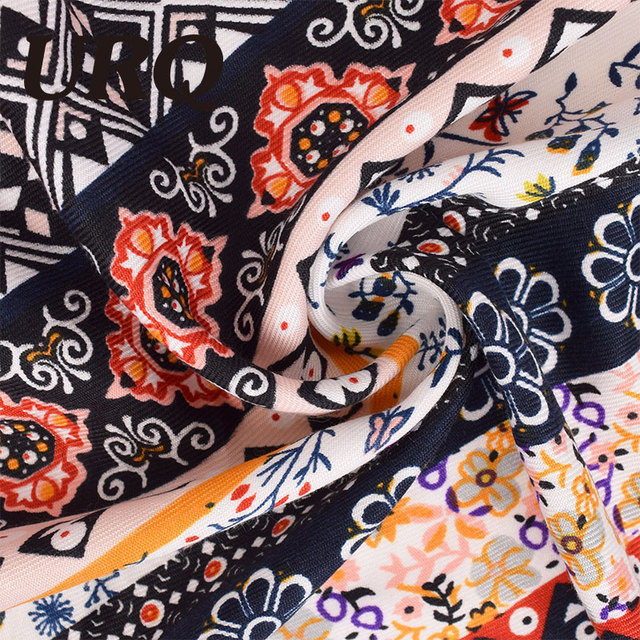 Printed Fashion Women Square Winter Scarves