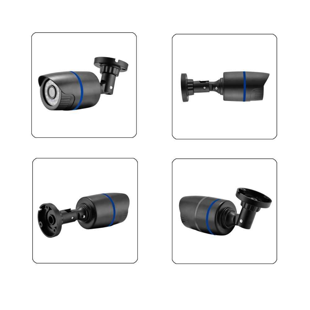 Gadinan 5MP SONY IMX335 IP Камера аудио запись открытый Водонепроницаемый 4MP 3MP 1080 P HD Безопасности H.265 POE проводной Камеры скрытого видеонаблюдения