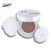 Face Makeup DUOYA Brand Korea Cosmetics Apua Color Cushion CC Cream Foundation With Puff Original Packaging