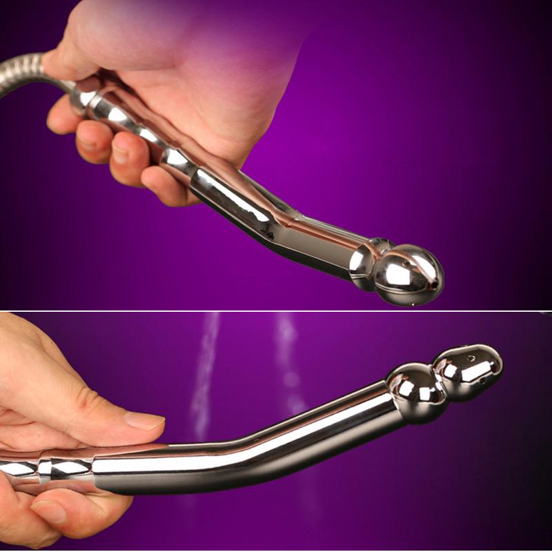 Modun 3 Heads Enema Nozzle Shower Enema Douche Male Female Portable ...