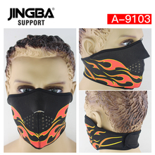 JINGBA SUPPORT Mens face mask Outdoor Sport ski mask Bike Riding Mask facemask Halloween cool mask dropshipping wholesale цены