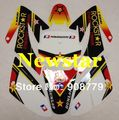 3M CRF70 GRAPHICS KIT decals Sticker for Honda MOTO Dirt Pit Bike Parts CRF70 SH-529RS