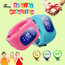 Q50 GPS Smart Kid Watch SOS Call Location Finder Locator Tracker Children Baby Wristwatch Gift for iOS Android C5