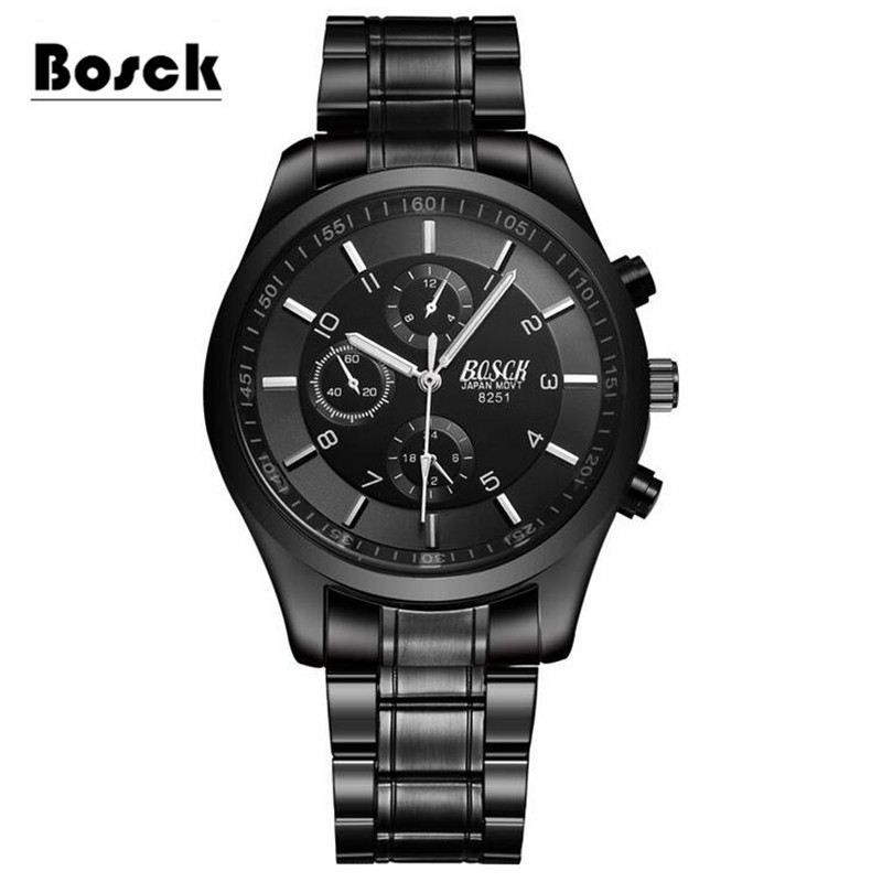 Wear a variety of styles loose type holiday essential quartz men's