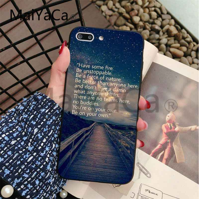 MaiYaCa Grey Anatomy Soft High Quality Phone Accessories Case For Apple iphone 5 5s 5c SE And 6s 7 8 Phone case
